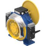 Immagine del gearless piatto MGX80.