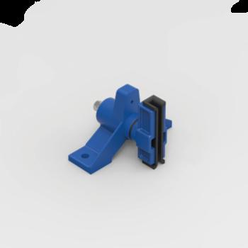 Immagine del supporto con pattino T210.