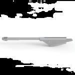 Imagen de Attache-câble asymétrique en tôle soudée T311.1