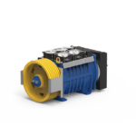 Immagine del gearless con puleggia a sbalzo MGV25ML.